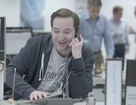 "Dell, Virale Werbekampagne ""Take It Easy"" #Werbung"