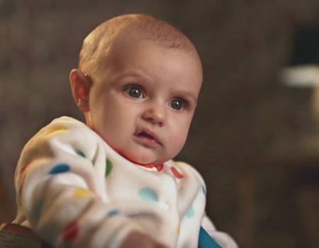 """Virale Werbekampagne von Pampers: """"#PampersPooface"""""""