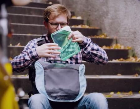 """Virale Idee """"Aquabook bei Kickstarter"""""""
