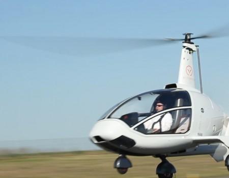 """Virale Idee """"Rotorvox, der günstige Hubschrauber für Privatpersonen"""""""