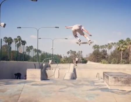 """Virales Video """"Skateboard-Trick erhält hunderttausende Klicks"""""""