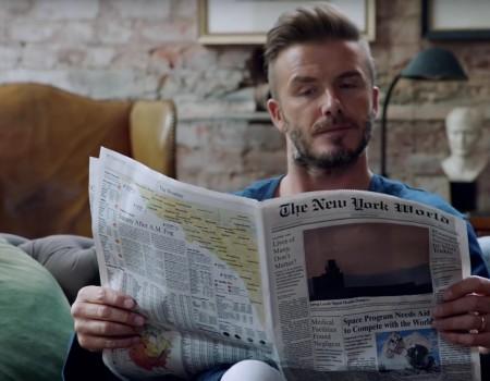 """David Beckham und Kevin Hart für H&M """"Modern Essentials"""""""