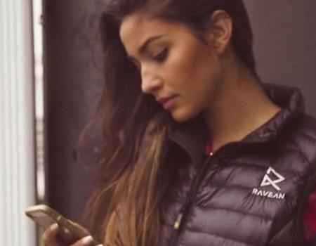"""Virale Idee """"Die erste beheizbare Jacke auf dem freien Markt"""""""