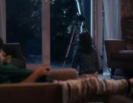 """Virale Werbung für ein Kaufhaus """"John Lewis Christmas Advert 2015 #ManOnTheMoon"""""""