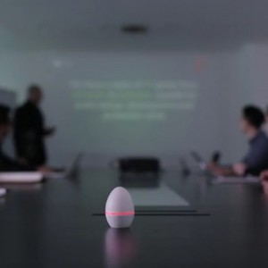 """Virale Idee """"SmartEgg steuert alle Infrarot-Geräte per Bluetooth über das Smartphone"""""""