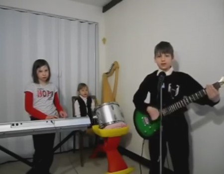 """Virales Video """"Junge Coverband"""" erreicht mehr als 7,1 Millionen Klicks"""