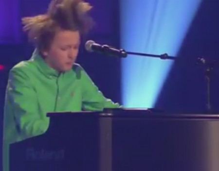 """Virales Video """"Great Balls of Fire bei The Voice of Germany"""""""