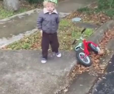"""Virales Video """"Der süßeste Unfall aller Zeiten"""""""