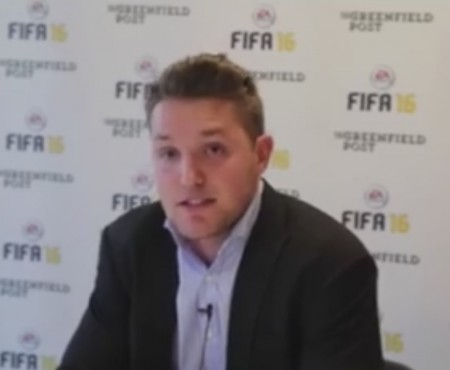 "Virales Video ""Interview nach einem Konsolengame – Fifa 2016"""