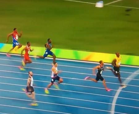 """Virales Video """"Gewinnerlächeln eines Athleten"""""""