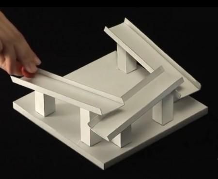 """Virales Video """"Illusionen eines japanischen Professors"""""""