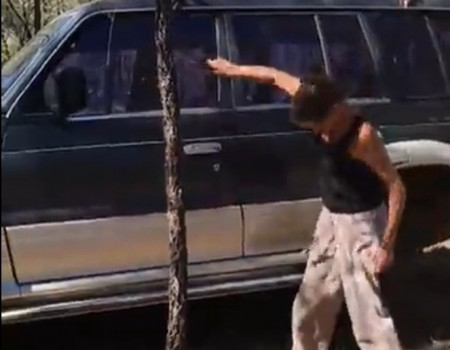 """Virales Video """"Auto ohne Schlüssel öffnen"""""""