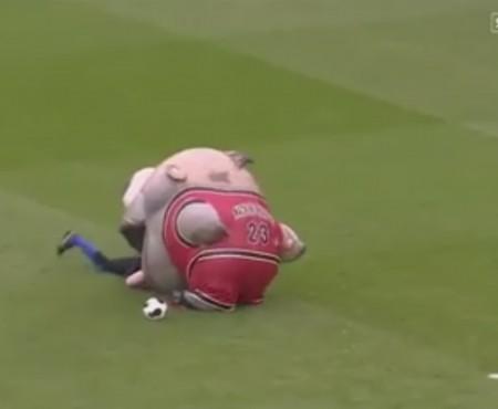 """Virales Video """"Sky Sports kennt den Fokus in der Spielpause"""""""