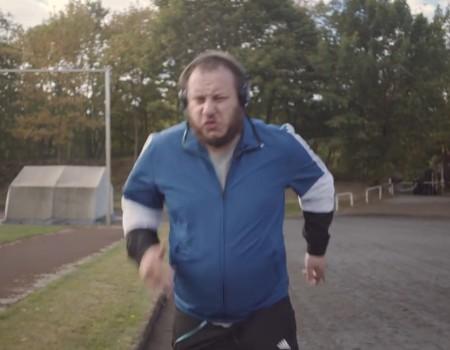 """Virales Video """"Lauf du dicke Sau"""""""