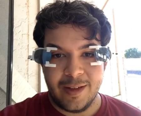 """Virales Video """"Automatische Sonnenbrille"""""""
