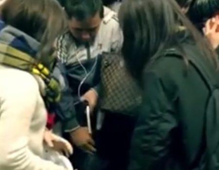 "Virales Video ""Rush Hour In Tokyo"""