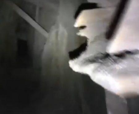 """Virales Video """"Geräusche in einer verlassenen Mine"""""""