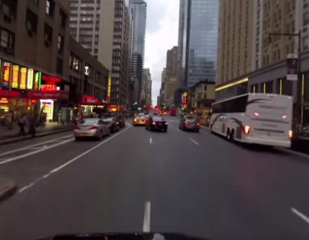 "360° Video ""New York City Experience"""