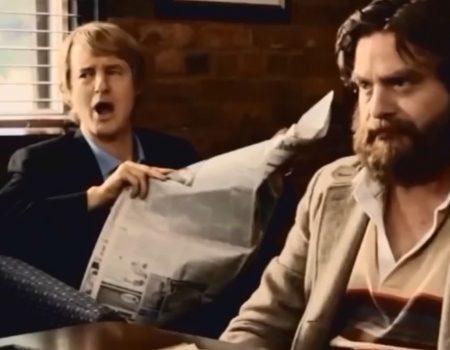 "Virales Video ""Owen Wilson's Wow-Momente"""