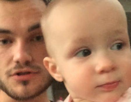 """Virales Video """"Musikalisches Baby versucht die Beatbox seines Vaters nachzuahmen"""""""
