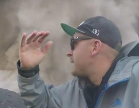 """Virales Video """"Ganz nah am Geschehen bei Vulkanaktivitäten in Guatemala"""""""