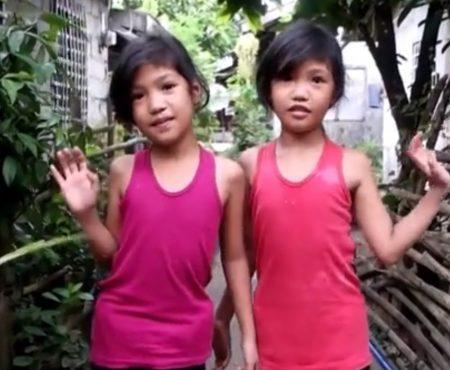 """Virales Video """"Verrückt: Die bizarre Insel namens Alabat auf den Philippinen auf der jeder dritte Haushalt Zwillinge zur Welt bringt"""""""